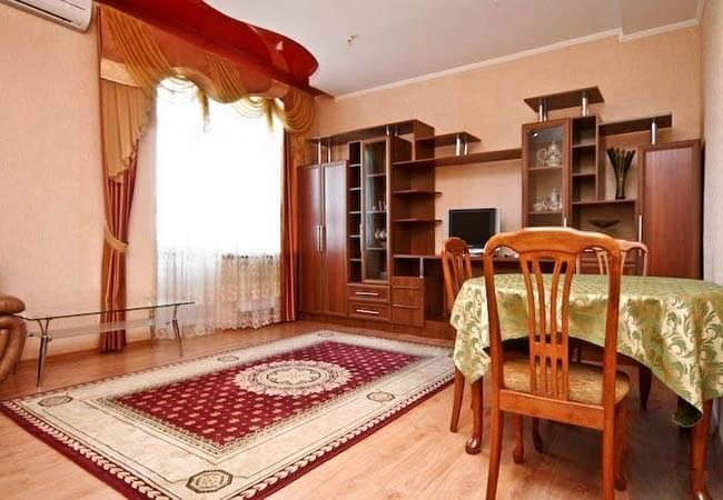 Санаторий «Полтава» Миргород 3-х комнатный люкс (Категория В) Фото №2