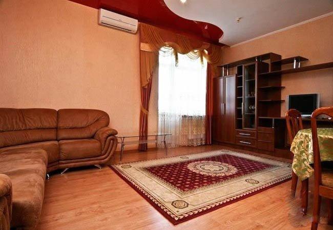 Санаторий «Полтава» Миргород 3-х комнатный люкс (Категория В) Фото №4