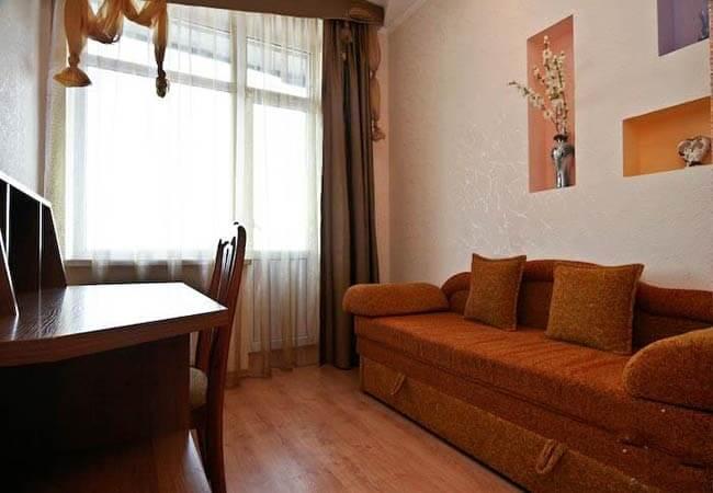 Санаторий «Полтава» Миргород 3-х комнатный люкс (Категория В) Фото №3