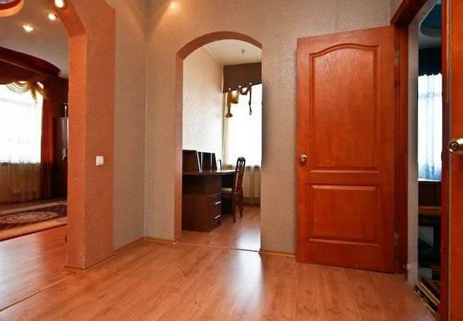 Санаторий «Полтава» Миргород 3-х комнатный люкс (Категория В) Фото №5