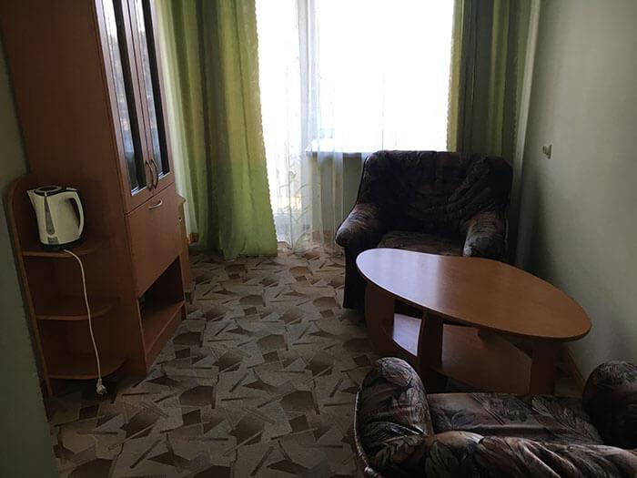 Санаторій «Любінь Великий» Двокімнатний люкс Фото №3