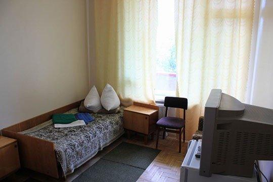 Санаторий «Шкло» Одноместный номер Фото №1