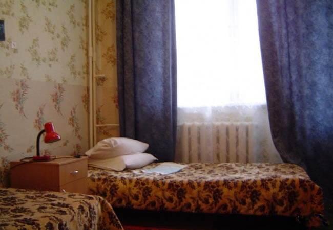 Санаторий «Березовый гай» Миргород  Эконом 2-местный Фото №1