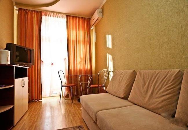 Санаторий «Березовый гай» Миргород  Люкс 2-комнатный (улучшенный, категория а) Фото №2