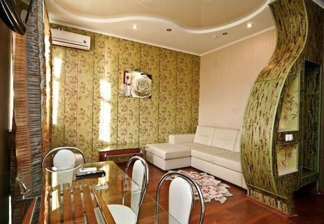 Санаторий «Березовый гай» Миргород  Люкс 2-комнатный (категория а повышенный) Фото №5