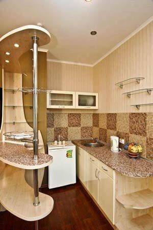 Санаторий «Березовый гай» Миргород  Люкс 2-комнатный (категория а повышенный) Фото №7