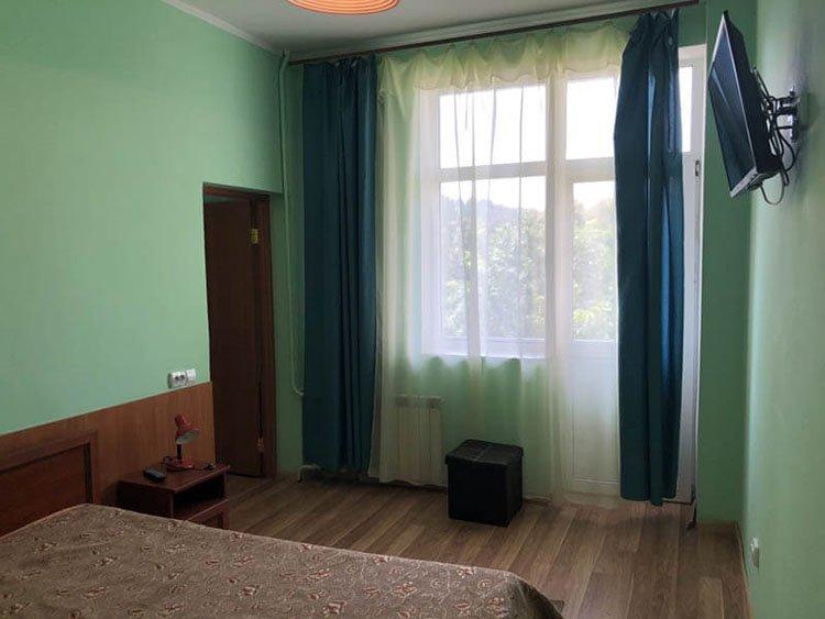 Санаторій «Медобори» Номера Комфорт Плюс Фото №2