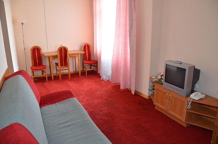 Санаторій «Червона Калина» Номер Напівлюкс Фото №3