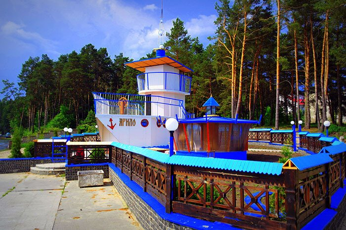 Санаторій «Червона Калина» Будинок «Блакитна Лагуна» Фото №4