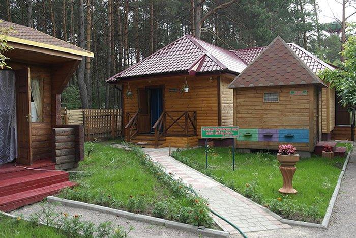Санаторій «Червона Калина» Будинок «Медова Хата» Фото №2